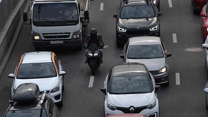 В России предложили увеличить штрафы для шумных мотоциклистов