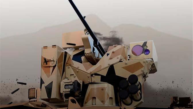 Четыре боевых модуля «Охотник» покажут на форуме «Армия»