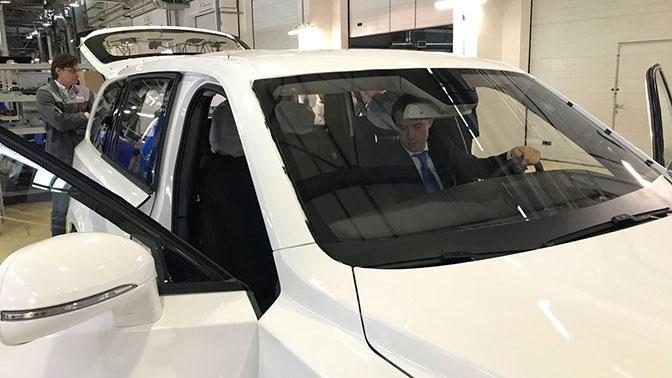 Внедорожник Aurus Komendant будет представлен осенью 2021