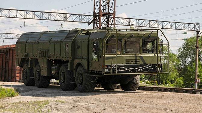 На форуме «Армия-2020» в Кронштадте продемонстрируют ракетные комплексы «Бал», «Бастион» и «Искандер»