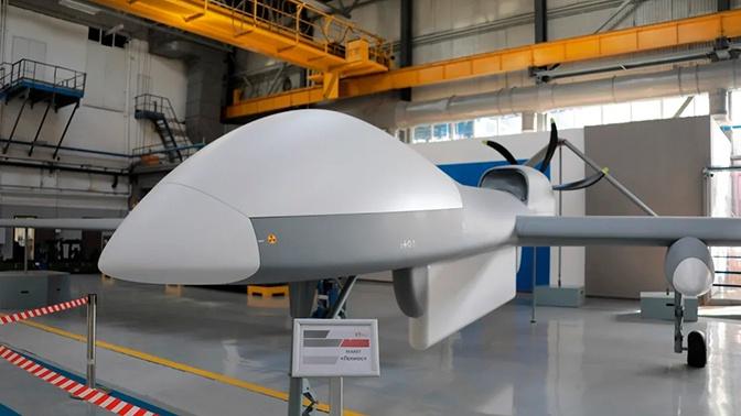 Разработчик раскрыл особенности проекта беспилотника «Гелиос»