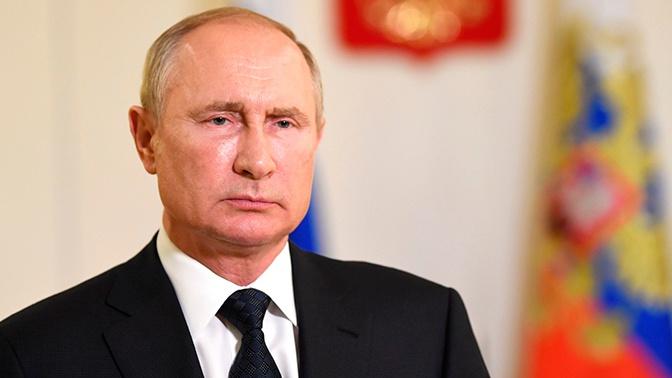 Путин: АрМИ способствуют укреплению мира и взаимопониманию между странами