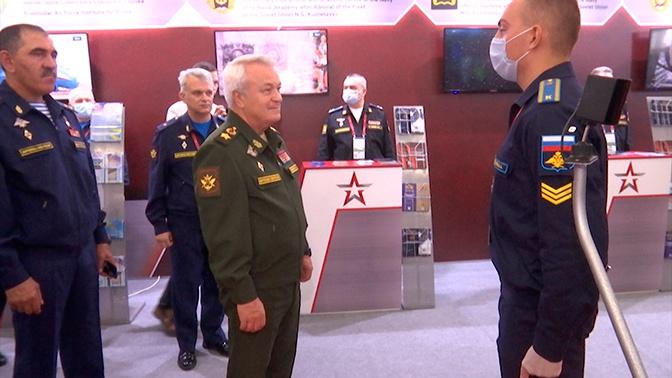 Панков: студенты более 80 государств получают образование в военных вузах России