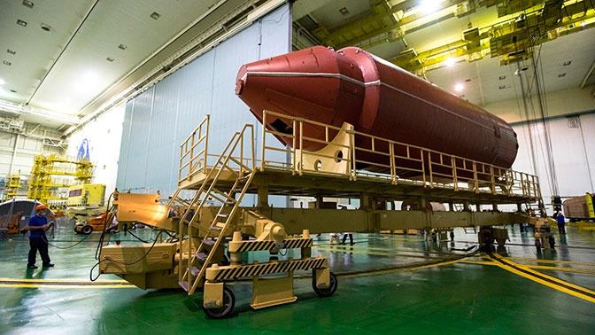 Электроиспытания новейшего модуля для МКС «Наука» стартовали на Байконуре