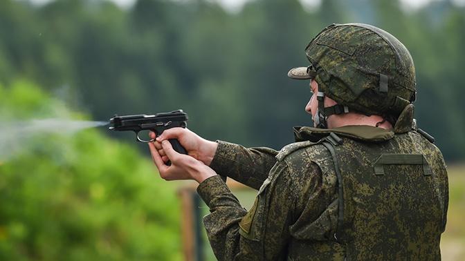 Цаликов заявил о положительных сдвигах в формировании позитивного образа армии в обществе