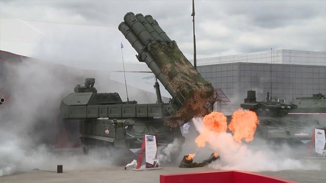 В Минобороны подвели итоги второго дня международного военно-технического форума «Армия-2020»