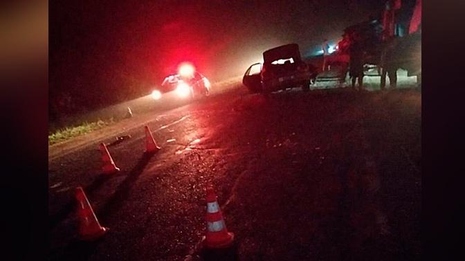 Восемь пострадавших: внедорожник сбил участников ДТП и инспекторов ДПС в Приморье