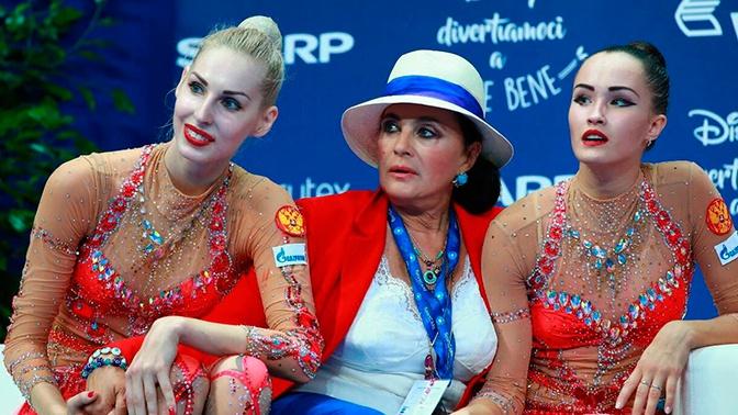 Винер-Усманова объяснила, почему российских гимнасток нет среди участниц чемпионата Европы