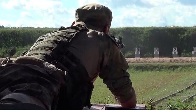 Россия уверенно лидирует по результатам двух этапов конкурса АрМИ «Десантный взвод»
