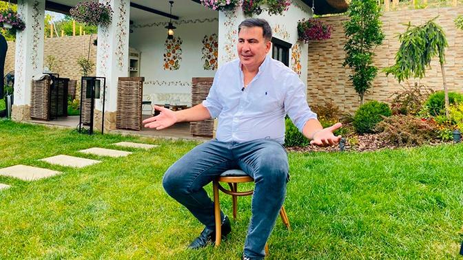 В Грузии пообещали арестовать Саакашвили в случае возвращения на родину