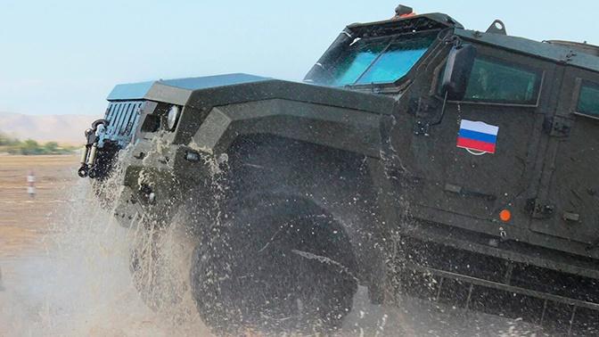 «Лучший водитель»: кадры экстремального вождения на конкурсе «АрМИ-2020» в Узбекистане