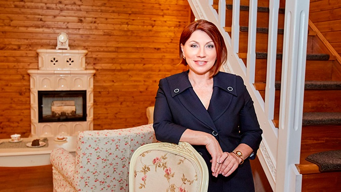 Роза Сябитова рассказала о госпитализации