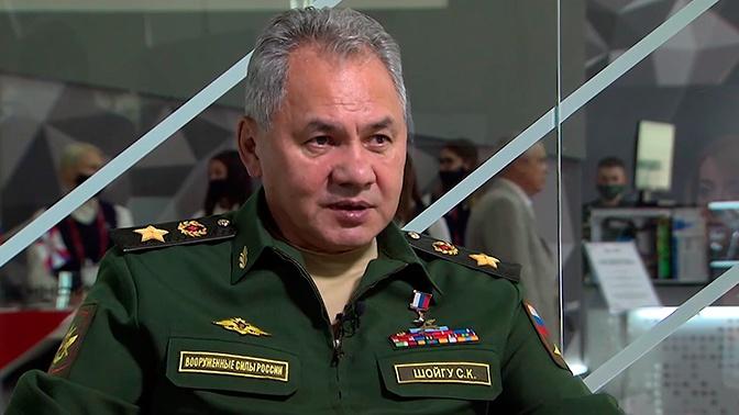 Форум «Армия-2020», программа перевооружения ВС РФ и борьба с COVID-19: интервью министра обороны РФ Сергея Шойгу