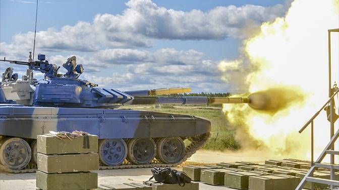 Специалисты Уралвагонзавода раскрыли секреты «Танкового биатлона»