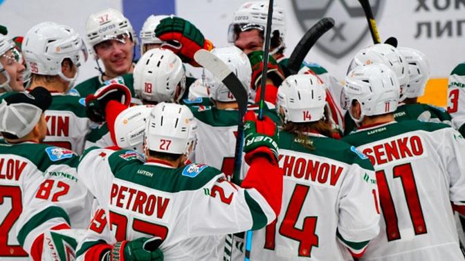 «Ак Барс» впервые с 2018 года обыграл ЦСКА и взял Кубок Открытия КХЛ