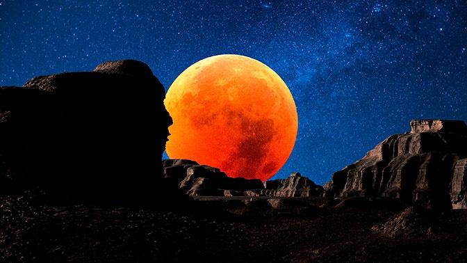 Ученые выяснили, откуда на Луне появилась ржавчина