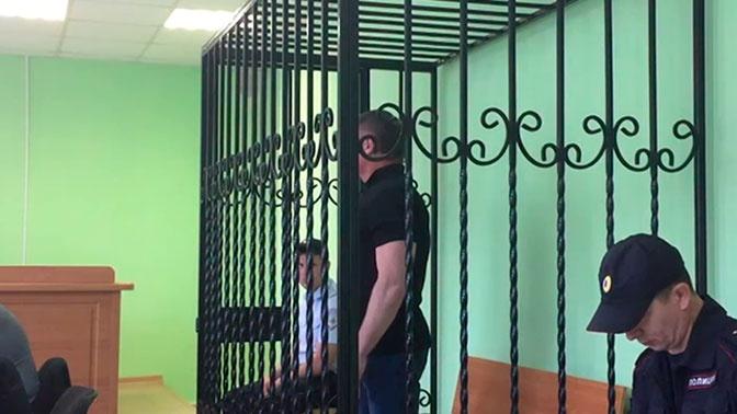Суд арестовал подозреваемого в убийстве бизнесмена в Бугульме