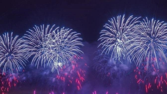 Фестиваль фейерверков «Ростех» (0+)