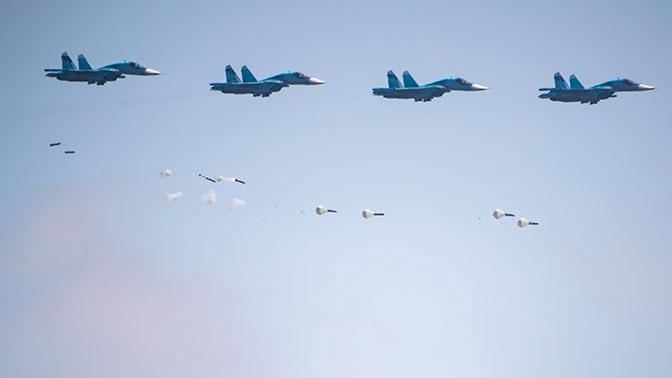Шойгу: новую систему бомбометания для боевых самолетов разработали в России