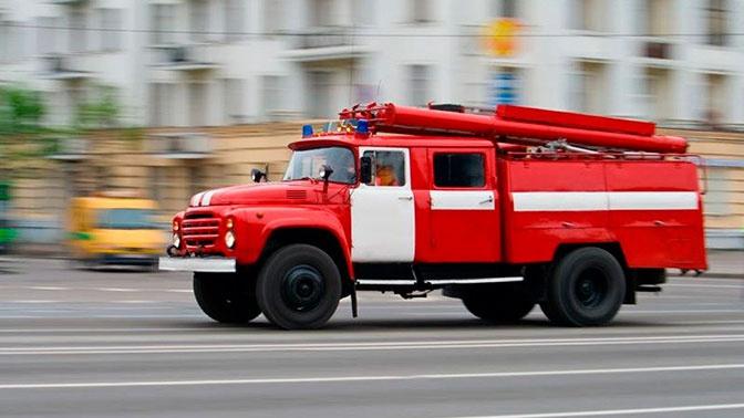 МЧС: в Воронежской области тушат природный пожар на площади 20 гектаров