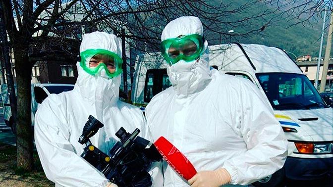 Из очага COVID-19 в московскую поликлинику: как корреспондент «Звезды» испытывает на себе вакцину от коронавируса