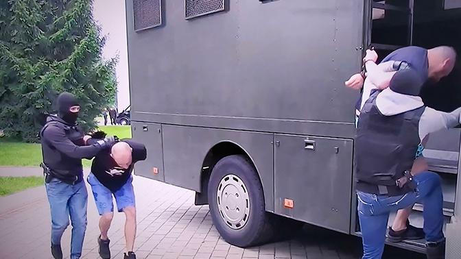 СМИ узнали о причастности ЦРУ к спецоперации по задержанию россиян в Белоруссии