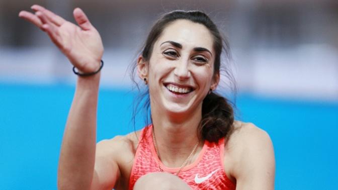 Конева одержала победу на чемпионате РФ по легкой атлетике в тройном прыжке