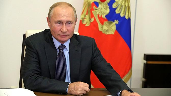 Путин назвал российское танкостроение современным и высокотехнологичным сектором ОПК