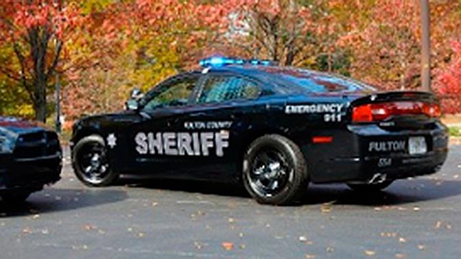 Помощник шерифа в американской Джорджии уволен за грубое задержание чернокожего