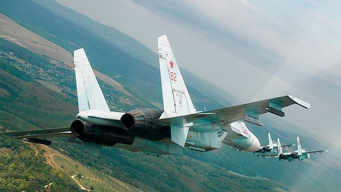 В США перечислили преимущества российских истребителей перед авиацией НАТО
