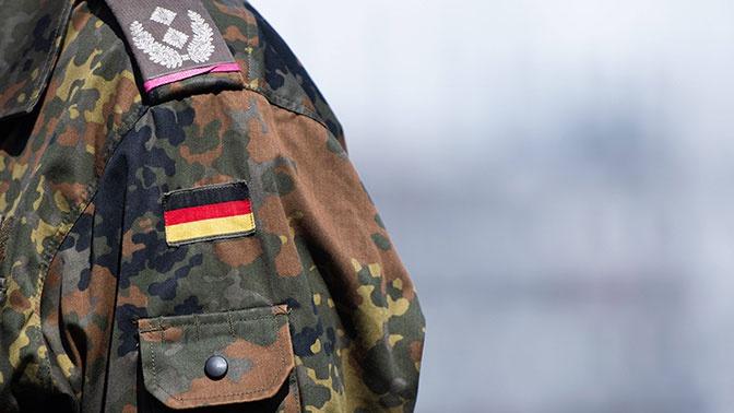 СМИ: военнослужащего Бундесвера подозревают в подготовке теракта