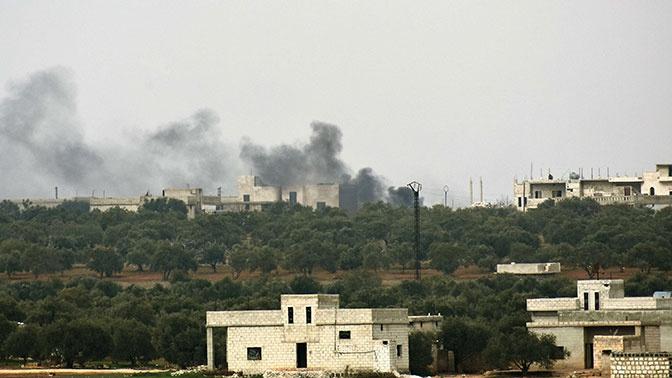Террористы «Джебхат ан-Нусры»* обстреляли два населенных пункта в Алеппо и Идлибе