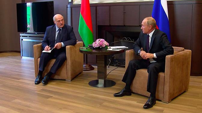 В Кремле заявили о выделении Белоруссии кредита на полтора миллиарда долларов