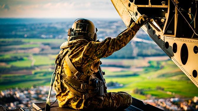 SANA: вертолет армии США разбился в Сирии