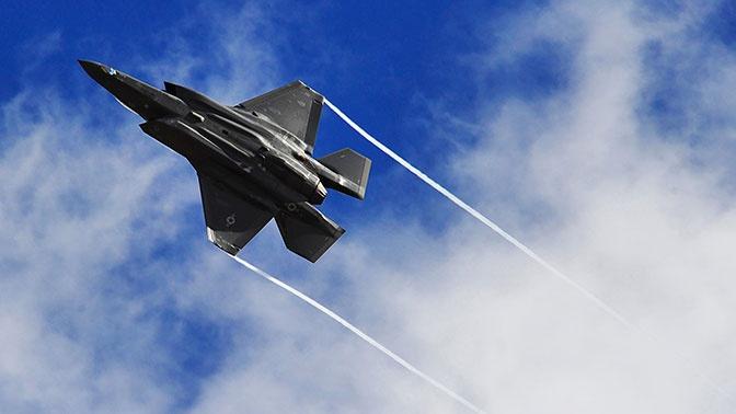США разместят 150 военных самолетов пятого поколения на Аляске
