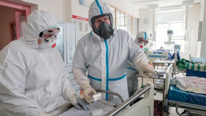 В России за сутки подтверждены 5 670 случаев заражения коронавирусом