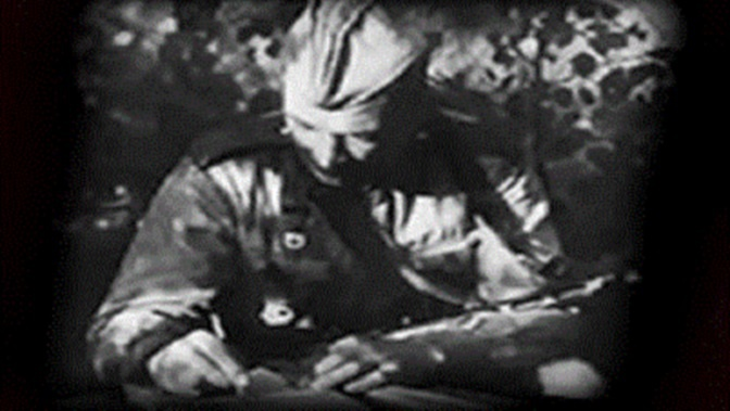 Д/ф «Живые строки войны» (12+)