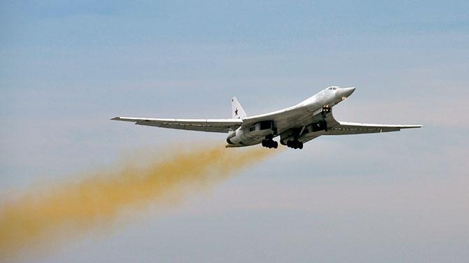 Российские Ту-160 установили мировой рекорд по дальности беспосадочного полета