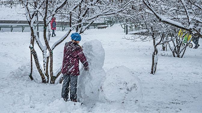 Синоптик назвал самый теплый месяц предстоящей зимы