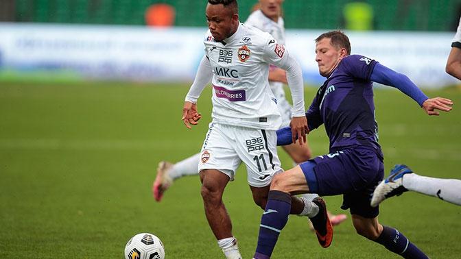ЦСКА обыграл «Уфу» в матче восьмого тура РПЛ