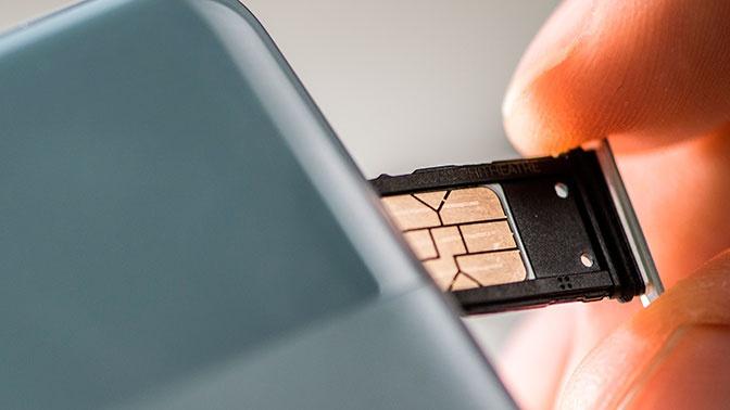 Названы самые частые причины блокировки SIM-карт