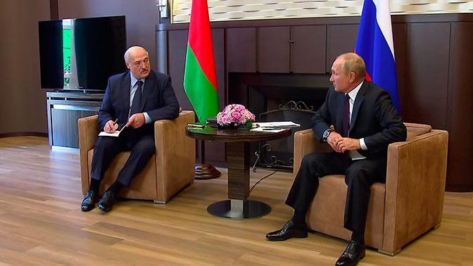 Песков назвал диалог президентов России и Белоруссии весьма доверительным