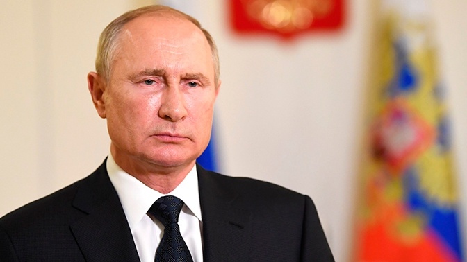 Владимир Путин подписал указ о повышении окладов судей