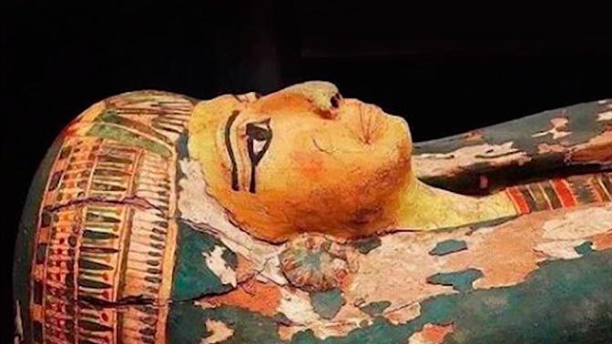В Египте найдены 27 саркофагов возрастом 2 500 лет