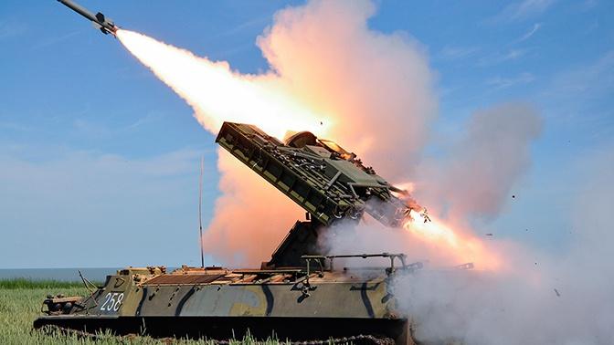 Зенитчики ЮВО и ВДВ отразили нападение «врага» под Волгоградом