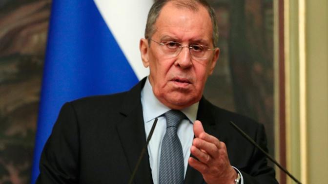 Глава МИД РФ призвал ООН поставить заслон попыткам ослабить контроль над вооружениями