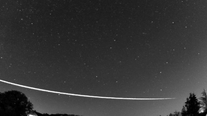 Земля «отфутболила» в космос подлетевший метероид: видео