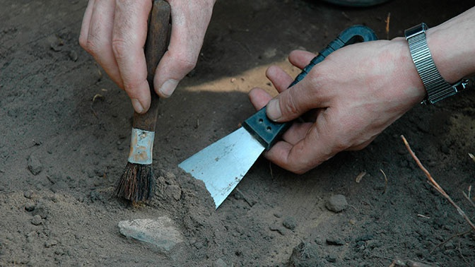 Археологи обнаружили на территории Германии загадочную гробницу