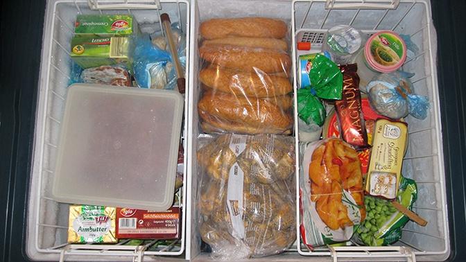Эксперт раскрыл секреты хранения продуктов в морозилке