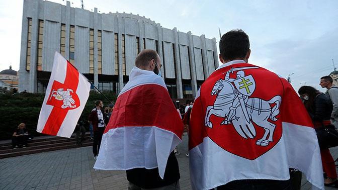 В Минздраве Белоруссии связали рост числа заболевших COVID-19 с протестами